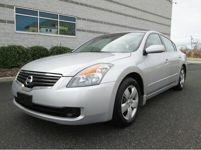 2008 Nissan Altima 2.5 S 2008 Nissan Altima 2.5 S Sedan Low Miles Dealer Serviced Well Maintained Car