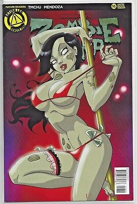 Zombie Tramp #16 Artist Variant CVR D Limited Edition to 1500 Action Lab