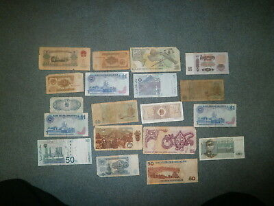 Worldwide Bank Note Collection