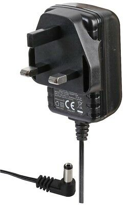 12V 500mA AC/DC Power Supply With Right Angled Plug 2.1mm