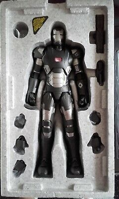 Hot Toys Iron man War Machine Mark 2 II Armor Iron Man 3 Diecast MMS198 Star war