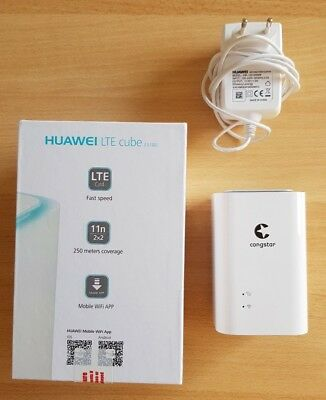 Huawei LTE cube  e5180 LTE Router in OVP