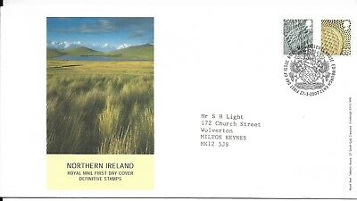 GB 2007 Northern Ireland Regional Pictorial FDC Bureau cancel