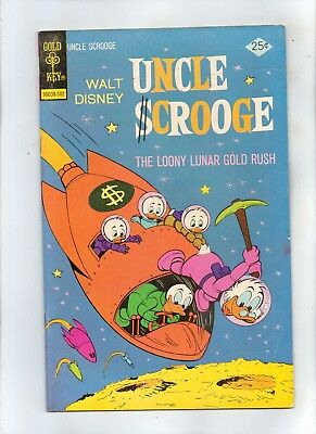 UNCLE SCROOGE No 117 with DONALD DUCK, HUEY, DEWEY and  LOUIE
