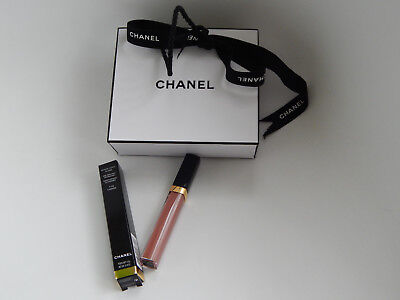 Chanel Rouge Coco gloss 714 Caresse