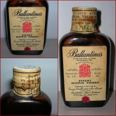 MINIATURA COLLECTION  CERAMICA WHISKY DONALD FISHER LTD cl.4 gr.43