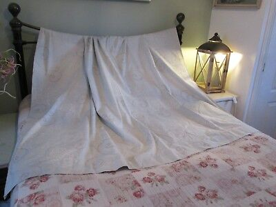 LAURA ASHLEY CURTAINS - PALE DUCK EGG - FULLY LINED - GORGEOUS! ~Fleur~