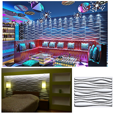 Natural Bamboo 3D Wall panel Decorative Wall Ceiling Tiles Wallpaper Rion 6m2