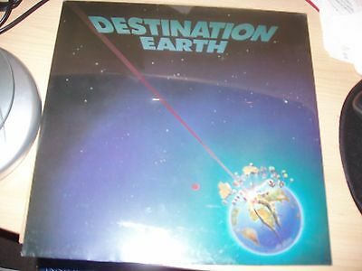 "John Davis ""Destination Earth"" LP  OST Metrovynil ID-8402 Sealed."
