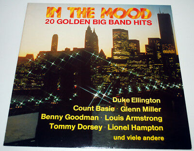 In The Mood 20 Golden Big Band Hits LP