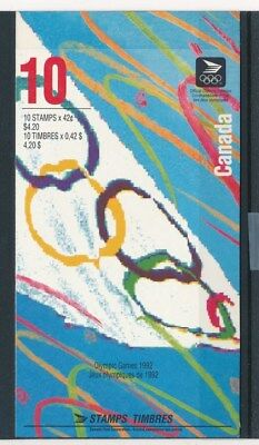 [83937] Canada 1992 good complete booklet Very Fine MNH
