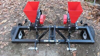 Field Tuff 3 Point Corn & Bean Planter Item # FTF-CBP3PT With Owner's Manual