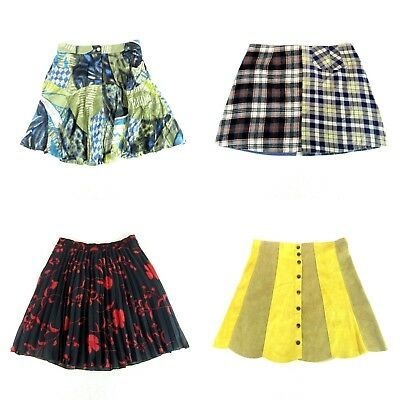 9Kg Of Women's Rework Skirts Wholesale Joblot Mix Remade Upcycled Qty 36