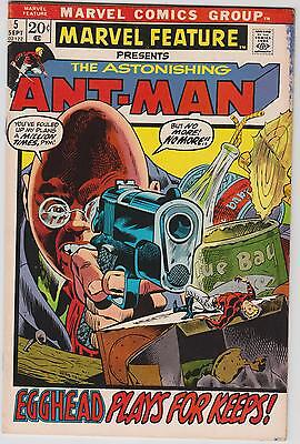 Marvel Feature (Vol 1) #5 - the Ant-Man