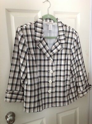 Womens business casual lot of 11 Jackets size Larges and 12s