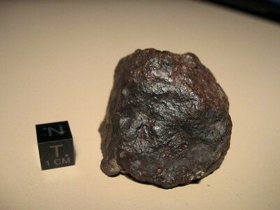 Meteorite JAH 774 - The Main Mass (and in situ pictures, night hunt)