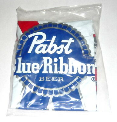 "PBR Pabst Blue Ribbon Beer 18"" Inflatable Can Tallboy Advertisement Sign Signage"