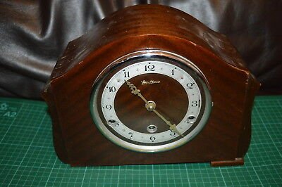 Bentima Clock With Perivale Chiming Movement