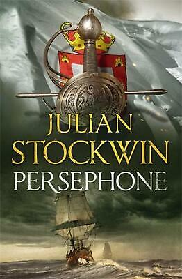 Persephone: Thomas Kydd 18 by Julian Stockwin Paperback Book Free Shipping!