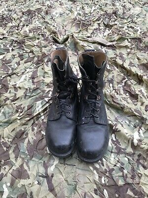 british army boots size 8