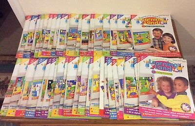 Vintage Learning Land Pc Magazines 1 - 49 - De Agostini Multimedia