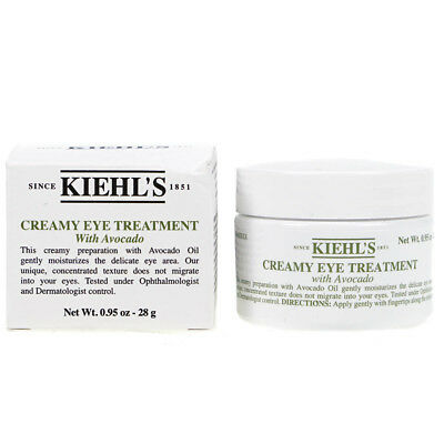 Kiehl's Creamy Eye Treatment With Avocado 28g Moisturising Cream