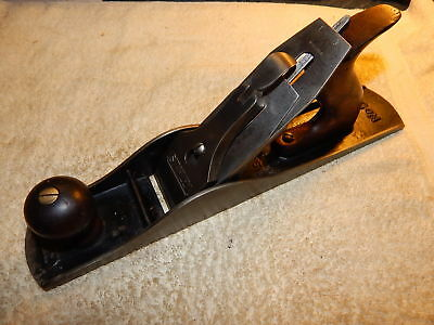 Stanley No 5 jack plane, type 13, 1910 casting date, see dtls