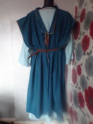 Quality Hand Finished Medieval Merchant Style 3 Piece Unisex Outfit Size M
