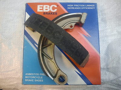 Lambretta LI SX TV Quality Race Compound Brake Shoes EBC Made