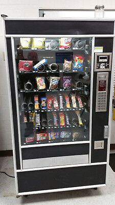 Snack Vending machine candy chips snacks