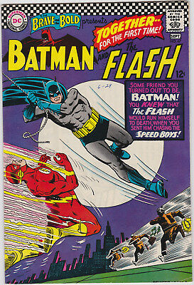 The Brave and the Bold      # 67        1966         VF-