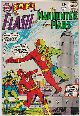 The Brave and the Bold      # 56        1964          VG