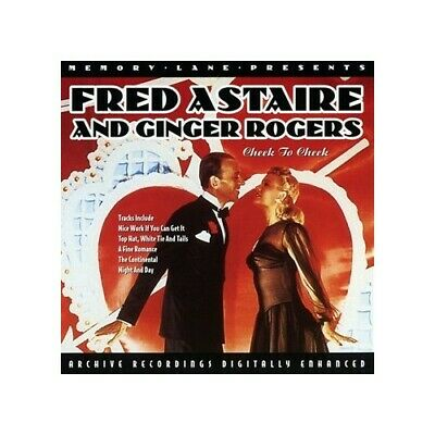 Fred Astaire & Ginger Rogers - Cheek T... - Fred Astaire & Ginger Rogers CD IPVG