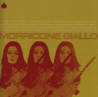 Ennio Morricone - Morricone Giallo - Ennio Morricone CD NSVG The Fast Free