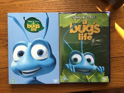 Disney PIXAR A Bug's Life With Limited Edition O-Ring Slip Cover