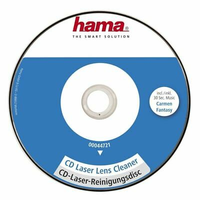 Hama CD Laser Lens Cleaner Cleaning Disc