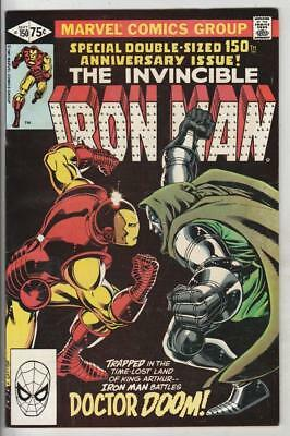 Iron Man # 150 strict NM-  KEY   number 150th Giant-Sized Issue