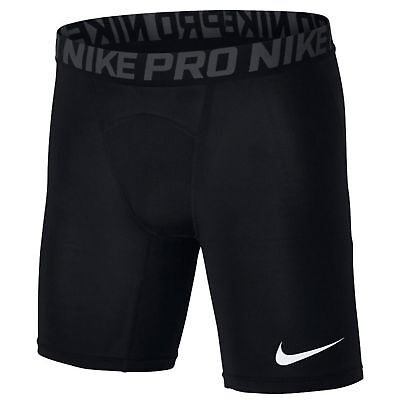 Nike Herren Fitness Trainings Short Nike Dri Fit Pro Funktionsunterhose schwarz