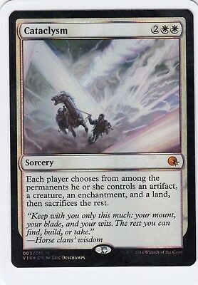 Magic the Gathering MTG Cataclysm From the Vault Annihilation