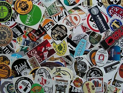 NEW Sticker Lot of 8! ~Craft Beer Brew Label Logo Decal Brewery Distillery Pub~