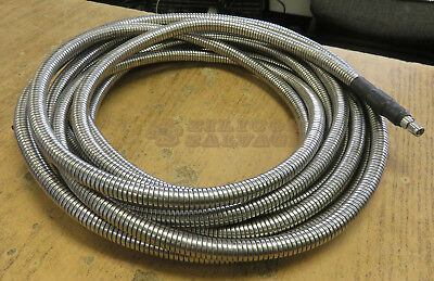 Micro-Coax UFB311A-2-2520 Ruggedized 18GHz SMA Cable 25'