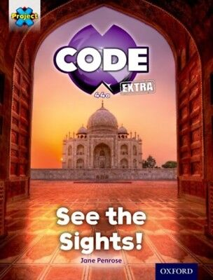 Project X CODE Extra: Purple Book Band, Oxford Level 8: Wonders o...