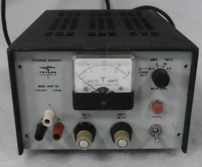 Trygon Electronics Power Supply HR40-759 0-40V 0-8AMPs