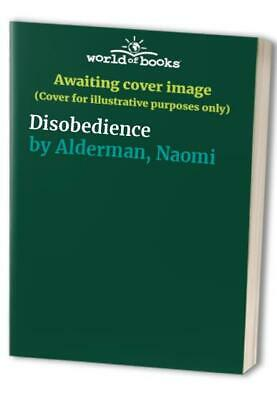 Disobedience by Alderman, Naomi Book The Cheap Fast Free Post