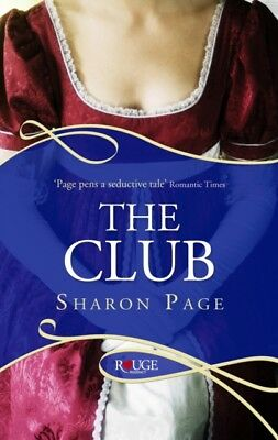 The Club: A Rouge Regency Romance (Paperback), Page, Sharon, 9780...
