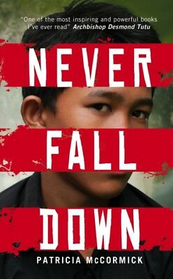 Never Fall Down (Paperback), McCormick, Patricia, 9780552567350