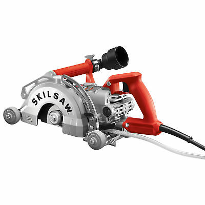 Skilsaw SPT79-00 7 Inch 15 Amp Aluminum Corded Medusaw Worm Drive for Concrete