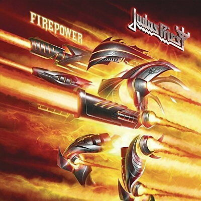 Judas Priest - Firepower (DELUXE) Limited Edition [New CD]