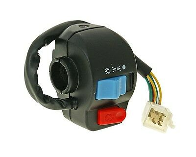 Handlebar Switch Switch Right for China GY6 4 Stroke Scooter Explorer Rex Rs 450
