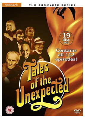 Tales Of The Unexpected - The Complete Series [New DVD]